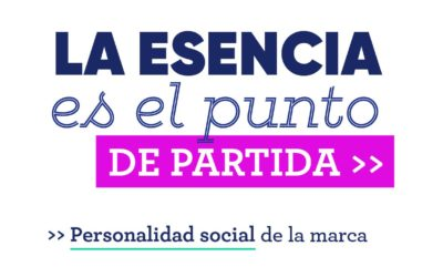 ¿Qué es la personalidad social de la marca?